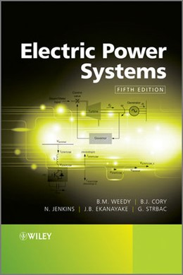 Abbildung von Weedy / Cory / Jenkins | Electric Power Systems | 2012