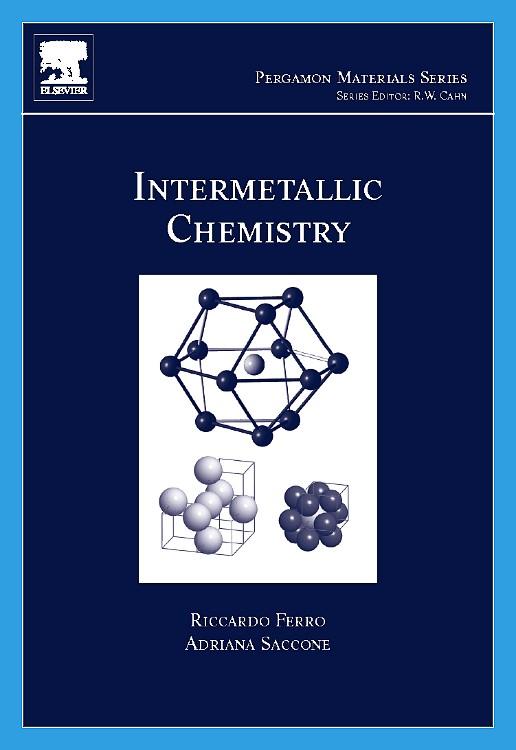 Abbildung von Ferro / Saccone | Intermetallic Chemistry | 2007