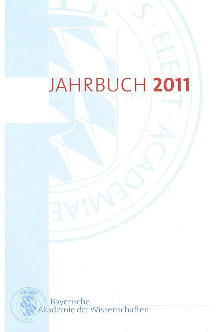Cover: , Jahrbuch 2011