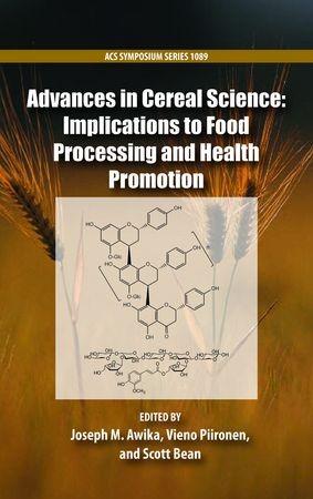Abbildung von Awika / Piironen / Bean | Advances in Cereal Science | 2012