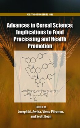 Abbildung von Awika / Piironen / Bean | Advances in Cereal Science | 2012 | Implications to Food Processin... | 1089