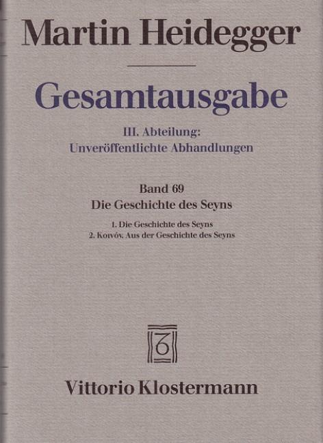 Abbildung von Heidegger / Trawny | Martin Heidegger Gesamtausgabe | 2., durchgesehene Auflage 2012 | 2012