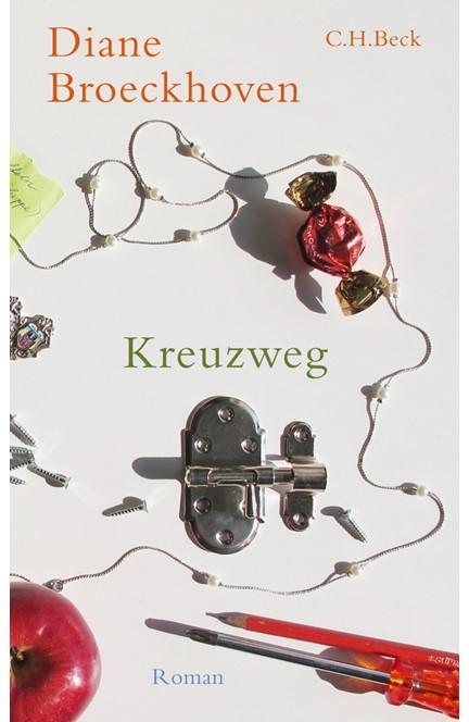 Cover: Diane Broeckhoven, Kreuzweg