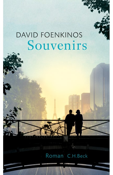 Cover: David Foenkinos, Souvenirs
