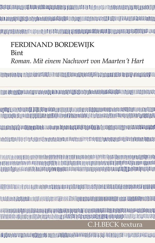 Bint | Bordewijk, Ferdinand, 2012 | Buch (Cover)