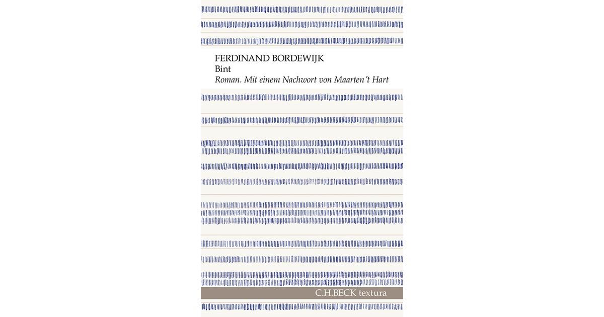 Bint Bordewijk Ferdinand Broschur