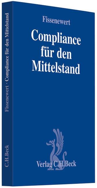 Compliance für den Mittelstand | Fissenewert | Buch (Cover)