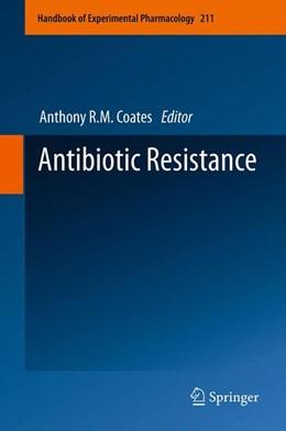 Abbildung von Coates | Antibiotic Resistance | 2012 | 211