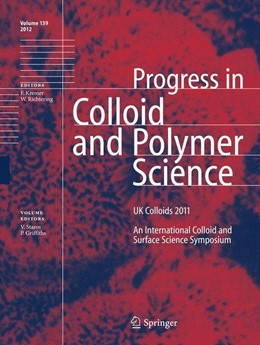 Abbildung von Starov / Griffiths | UK Colloids 2011 | 2012 | An International Colloid and S... | 139