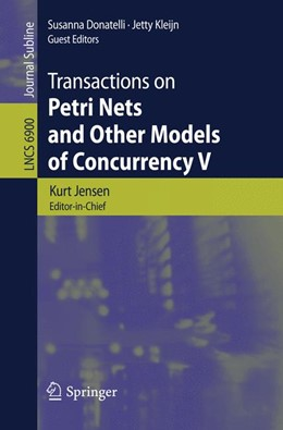 Abbildung von Transactions on Petri Nets and Other Models of Concurrency V | 2012
