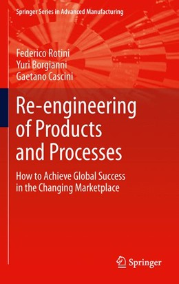 Abbildung von Rotini / Borgianni / Cascini   Re-engineering of Products and Processes   2012   How to Achieve Global Success ...