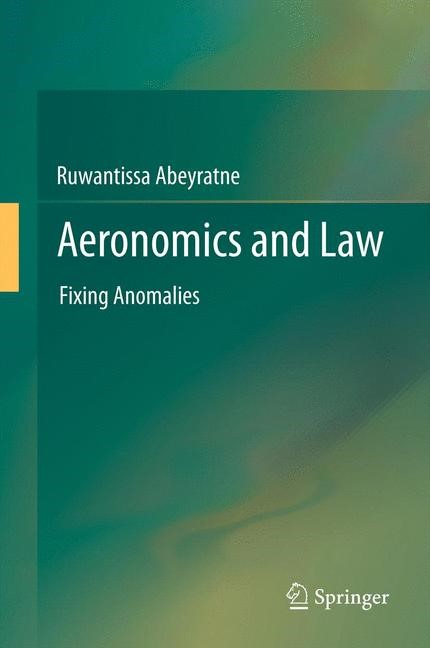 Aeronomics and Law | Abeyratne, 2012 | Buch (Cover)