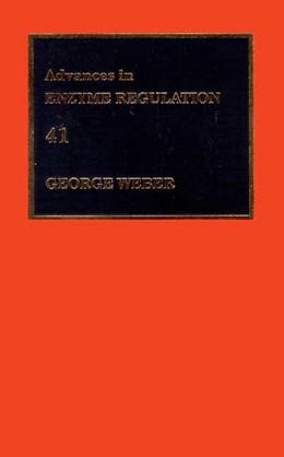 Abbildung von Weber | Advances in Enzyme Regulation | 2001 | 41
