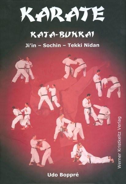 Karate Kata-Bunkai   Boppre, 2002   Buch (Cover)