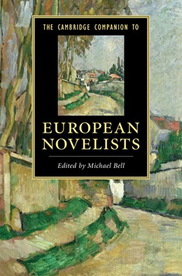 Abbildung von Bell | The Cambridge Companion to European Novelists | 1. Auflage | 2012 | beck-shop.de