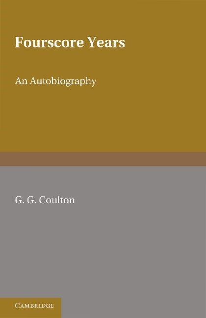 Abbildung von Coulton | Fourscore Years | 2012