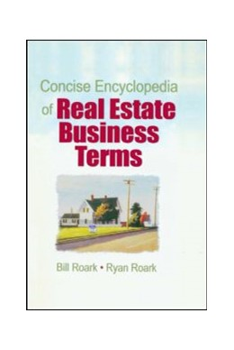 Abbildung von Roark | Concise Encyclopedia of Real Estate Business Terms | 2006