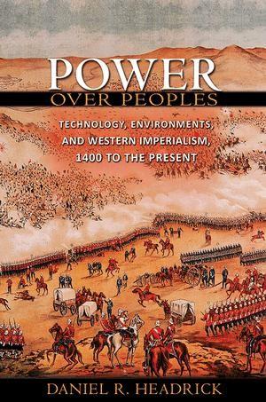 Abbildung von Headrick   Power over Peoples   2012