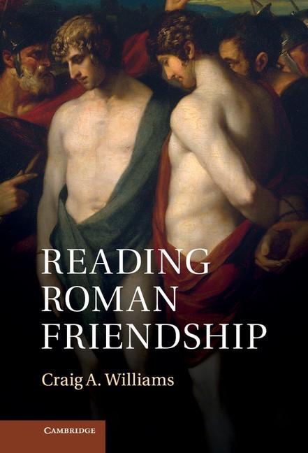Abbildung von Williams | Reading Roman Friendship | 2012