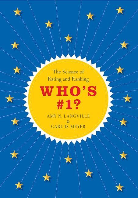 Abbildung von Langville / Meyer | Who's #1? | 2012