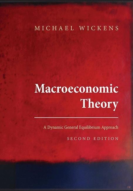 Abbildung von Wickens | Macroeconomic Theory | 2012