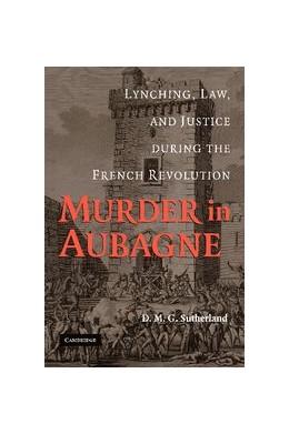 Abbildung von Sutherland   Murder in Aubagne   2012