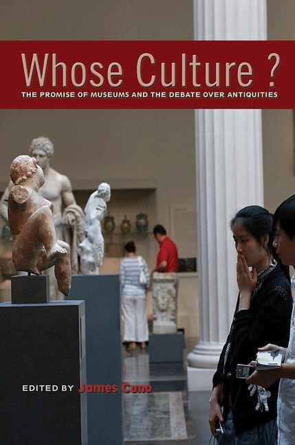 Abbildung von Cuno | Whose Culture? | 2012
