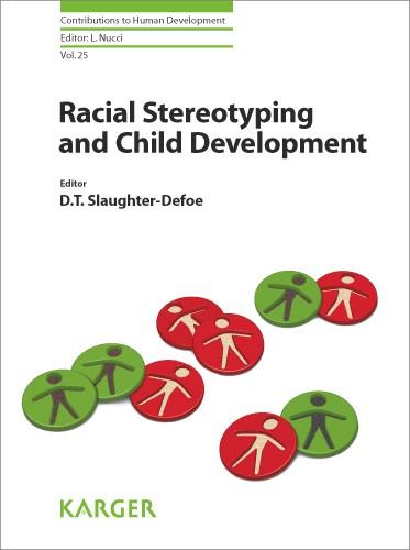 Abbildung von Slaughter-Defoe | Racial Stereotyping and Child Development | 2012