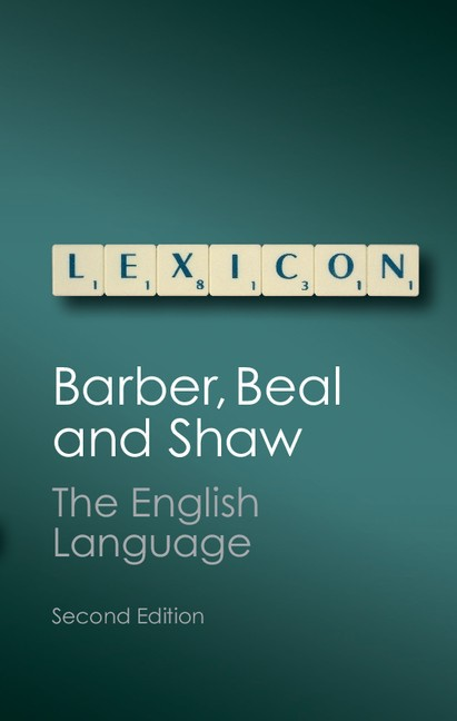 Abbildung von Barber / Beal / Shaw | The English Language | 2012