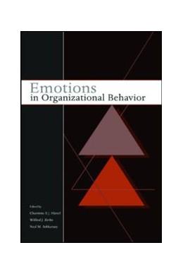 Abbildung von Hartel / Ashkanasy / Zerbe | Emotions in Organizational Behavior | 2007