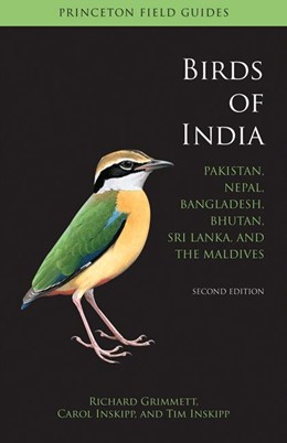 Abbildung von Grimmett / Inskipp | Birds of India | 2012 | Pakistan, Nepal, Bangladesh, B...