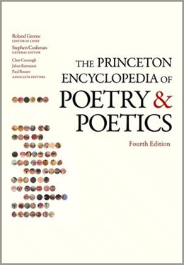 Abbildung von Cushman / Cavanagh / Ramazani / Rouzer | The Princeton Encyclopedia of Poetry and Poetics | 2012