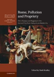 Abbildung von Bradley | Rome, Pollution and Propriety | 2012