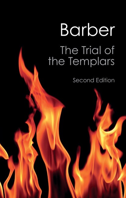 Abbildung von Barber | The Trial of the Templars | 2012