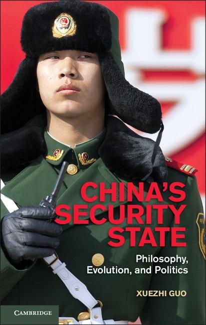Abbildung von Guo | China's Security State | 2012
