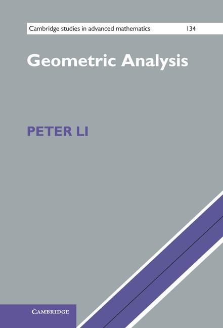 Abbildung von Li | Geometric Analysis | 2012