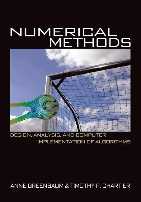 Abbildung von Greenbaum / Chartier | Numerical Methods | 2012