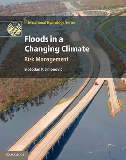 Abbildung von Simonovic | Floods in a Changing Climate | 2012 | Risk Management