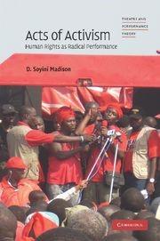 Abbildung von Madison | Acts of Activism | 2012
