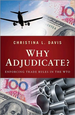 Abbildung von Davis   Why Adjudicate?   2012