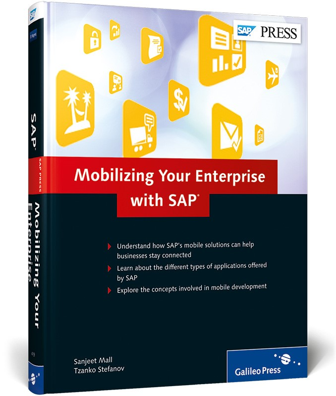Abbildung von Mall / Stefanov / Stadelman | Mobilizing Your Enterprise with SAP | 2012