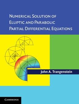 Abbildung von Trangenstein | Numerical Solution of Elliptic and Parabolic Partial Differential Equations | 2013