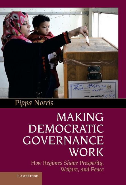 Abbildung von Norris | Making Democratic Governance Work | 2012