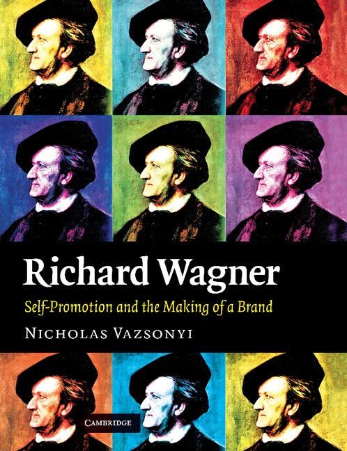 Abbildung von Vazsonyi   Richard Wagner   2012