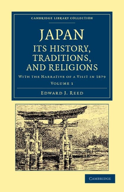 Abbildung von Reed | Japan: Its History, Traditions, and Religions | 2012