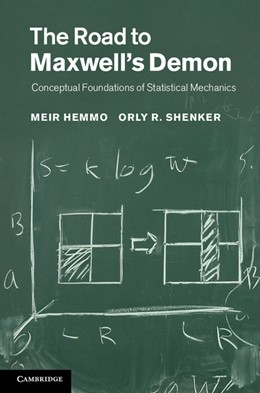 Abbildung von Hemmo / Shenker | The Road to Maxwell's Demon | 2012 | Conceptual Foundations of Stat...