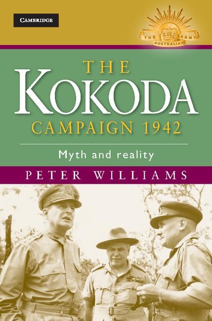 Abbildung von Williams   The Kokoda Campaign 1942   2012