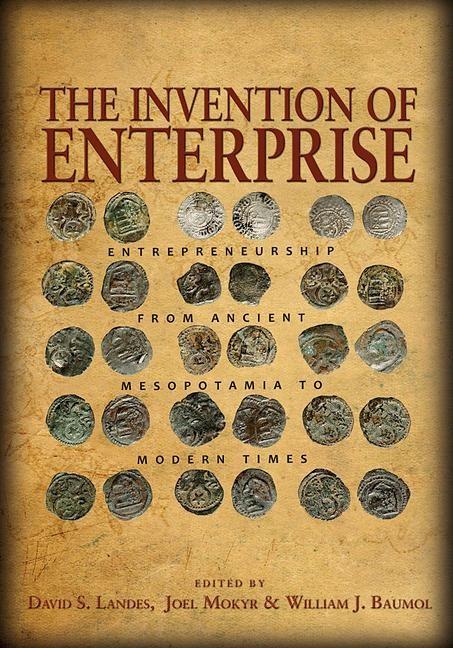 Abbildung von Landes / Mokyr / Baumol   The Invention of Enterprise   2012