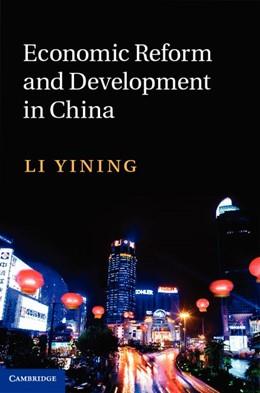 Abbildung von Li | Economic Reform and Development in China | 2012
