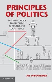 Abbildung von Oppenheimer   Principles of Politics   2012